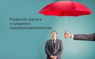 государственные субсидии для малого бизнеса