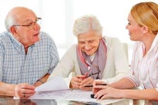 как рассчитывается пенсия по старости