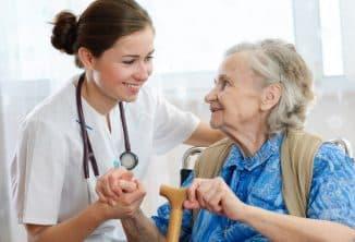 медсестры пенсионеры