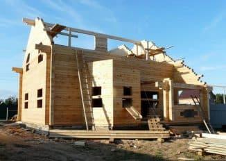 начало строительства дома