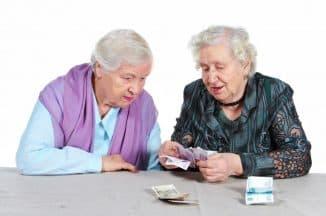 доплата пенсионерам