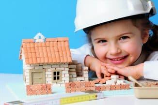 как построить дом за мат капитал