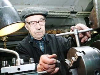 мужчины рабочие пенсионеры