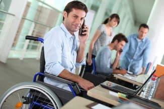 инвалиды могут работать