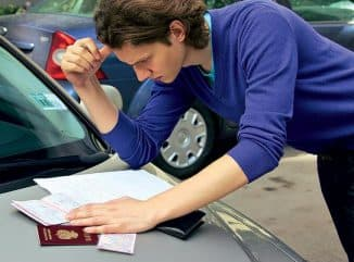 езда на автомобиле без документов и без собственника