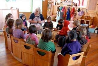 как рассчитать компенсацию за детский сад