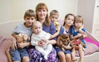 какие льготы положены многодетным семьям