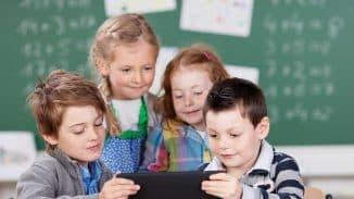 дети обучение в школе