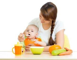питание для малышей