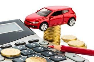 рассчитать стоимость кредита на автомобиль