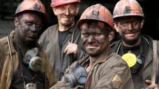 шахтёр пенсионер