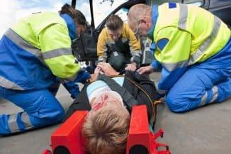получение травмы на транспорте