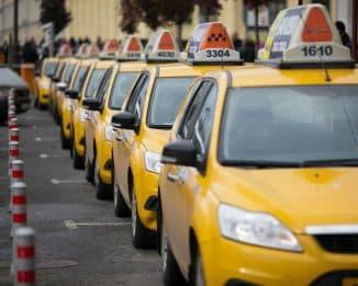 страхование пассажиров в такси